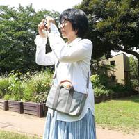 【50個限定】[アピオ × 横濱帆布鞄 × ぷんぷく堂]Utility Carrying bag piccolo