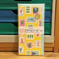 【クリームソーダ一筆箋】古川紙工