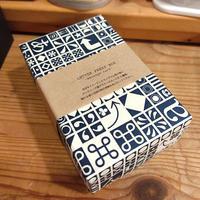 LETTER PRESS BOX メッセージカード白 紀寺商事