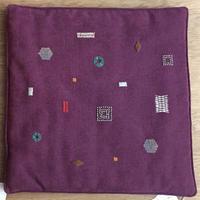 TETOTE 椅子敷き 大 marks 紫