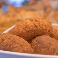 楽健寺酵母で作るカレーパン