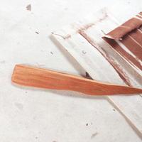 薪から生まれたペーパーナイフ no.01