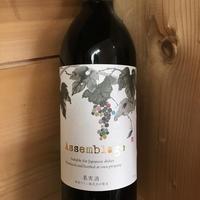 丹波ワイン アッサンブラージュ赤 720ml