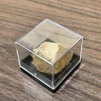 アメリカ・イリノイ州産イエローフローライト原石 9.1g