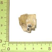 アメリカ・イリノイ州産イエローフローライト原石 G0011