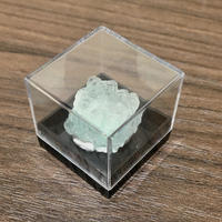ペルー産フローライト原石(薄水色)4.9g
