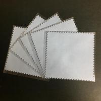 シルバーポリッシングクロス 7.8×7.8cm 5枚セット