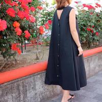 wide A line dress
