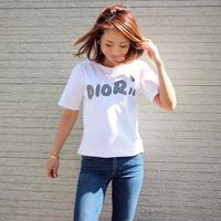 鉢ロゴTシャツ