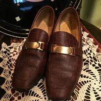 vintage shoes*e642