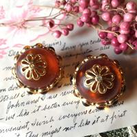 France vintage earrings *e791