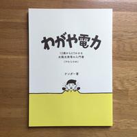 わがや電力 〜 12歳からとりかかる太陽光発電の入門書【新本】