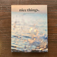 nice things. issue64【新本】