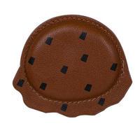 カスタムデザイン:向かって右側用:ANY DIサンカバー「ワッフル」用パッチ「チョコレート」