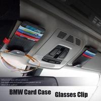 BMW Mエンブレム カードケース ガラスクリップ E46 E52 E53 E60 E90 E91 E92 E93 F01 F30 F20 F10 F10 F15 F13 h00252