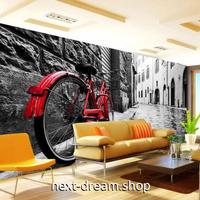 3D 壁紙 1ピース 1㎡ シティ風景 ヨーロッパの街並み DIY リフォーム インテリア 部屋 寝室 防湿 防音 h03308