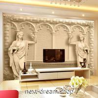 3D 壁紙 1ピース 1㎡ ヨーロッパレトロ 立体彫刻 インテリア 部屋装飾 耐水 防湿 防音 h02908