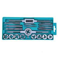 【新品】ハンドルタップダイスセット 20点セット 工具 u00011