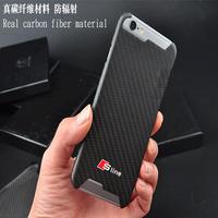 リアルカーボンファイバー iPhone6 6s 6plus  ケース カバー アウディ nismo SUBARU h00291
