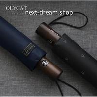 傘 折りたたみ傘 日傘 雨傘 木製ハンドル  高品質 おしゃれ ファッション   新品送料込 m00274