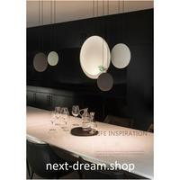 ペンダントライト 照明 LED 丸型×3 ダイニング リビング キッチン 寝室 部屋 北欧モダン h01539