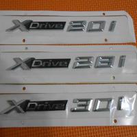 BMW エンブレム 20i 25i 28i 30i 35i 40i 48i 50i Mパフォーマンス Xドライブ h00242