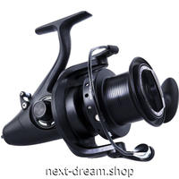 新品 スピニングリール 釣り道具 フィッシング 海水 淡水 13BB 鯉釣り 高性能ベアリング 黒 9000 m02017