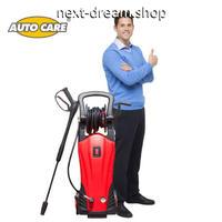 高圧洗浄機 洗車機 2400w  スプレーガン ボトル セット 自宅 メンテナンス パワフル   新品送料込 m00439