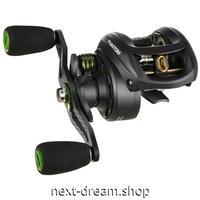 新品 ベイトリール 釣り道具 フィッシング 7.0: 1 ギア比 炭素繊維 超軽量 黒×緑 右ハンドル 左ハンドル m01928