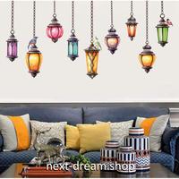 【ウォールステッカー】壁紙 DIY 部屋装飾 寝室 リビング インテリア 90×60cm ライト 絵画 ヨーロッパ m02159