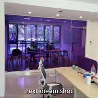 カラーウィンドウフィルム / ガラスステッカー 50×500cm 緑 紫外線 / UV / 日射ブロック パーティデコレーション m03070