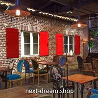 3D 壁紙 1ピース 1㎡ シティ風景 レンガ レトロ DIY リフォーム インテリア 部屋 寝室 防湿 防音 h03356