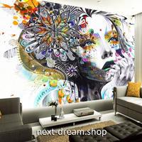 3D 壁紙 1ピース 1㎡ 北欧モダン グラフィティアート 絵画 インテリア 部屋装飾 耐水 防湿 防音 h02811