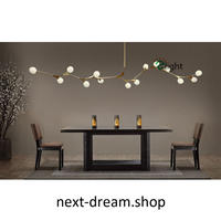 ペンダントライト 照明×6 LED 金色 丸型 蔓デザイン ダイニング リビング キッチン 寝室 北欧モダン Lindsey  h01628