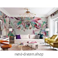 カスタム3D壁紙 1ピース 1㎡ カラフル フラワーアート 洋風 キッチン 寝室 リビング クロス張替 リメイクシート m04503