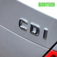 ベンツ ステッカー ボディ リア CDI Mercedes benz CLA GLA GLK CLS ML GL h00535