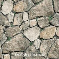 3D 壁紙 53×1000㎝ 石レンガ ヴィンテージ PVC 防水 カビ対策 おしゃれクロス インテリア 装飾 寝室 リビング h01870