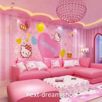 3D 壁紙 53×1000㎝ 子供部屋 ストライプ DIY 不織布 カビ対策 防湿 防水 吸音 インテリア 寝室 リビング h02116