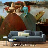 3D 壁紙 1ピース 1㎡ 古典 ヨーロッパ 貴族 絵画デザイン 油絵 寝室 リビング 客室 m03316