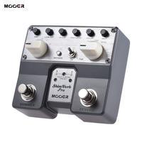 MOOER shimverb pro デジタル エフェクト ギター ペダル フットスイッチ エフェクター リバーブ k00021