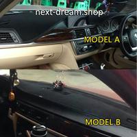 ダッシュボードマット カバー サンシェード BMW 3 シリーズ 2004-2018年用 黒 新品送料込 m00299