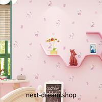 3D 壁紙 53×1000㎝ 子供部屋 キャラクター DIY 不織布 カビ対策 防湿 防水 吸音 インテリア 寝室 リビング h02019