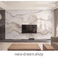カスタム3D壁紙 大理石模様 マーブル グレー 8Dエンボス素材 部屋 リビング 寝室 ショップ ウォールペーパー m05927
