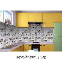 ウォールステッカー 壁紙 60cm×5m 防水 キッチン 防油 家具リフォーム キャビネットや古いドアにも m02698