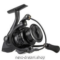 新品 スピニングリール 釣り道具 フィッシング 11 BB 高性能ベアリング 黒 1000 / 2000 / 3000 / 4000番 m01937