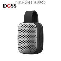 新品送料込  ポータブルスピーカー ステレオ Bluetooth ワイヤレス オーディオ機器 防水 お風呂 キャンプ 音楽 プレゼント  m00647