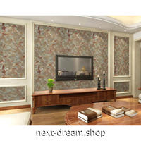 ウォールステッカー 壁紙 60cm×5m 大理石模様 シェルカラー 家具リフォーム キャビネットや古いドアに m02696