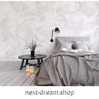 カスタム3D壁紙 ホワイト アート模様 レトロ 8Dエンボス素材 部屋 リビング 寝室 ショップ ウォールペーパー m05933
