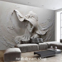 3D 壁紙 1ピース 1㎡ 彫刻 アート 防カビ 耐水 おしゃれ クロス インテリア 装飾 寝室 リビング h01798