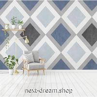 3D 壁紙 1ピース 1㎡ ポリゴン 北欧モダン シンプル アートデザイン リビング 寝室 客室 m03350